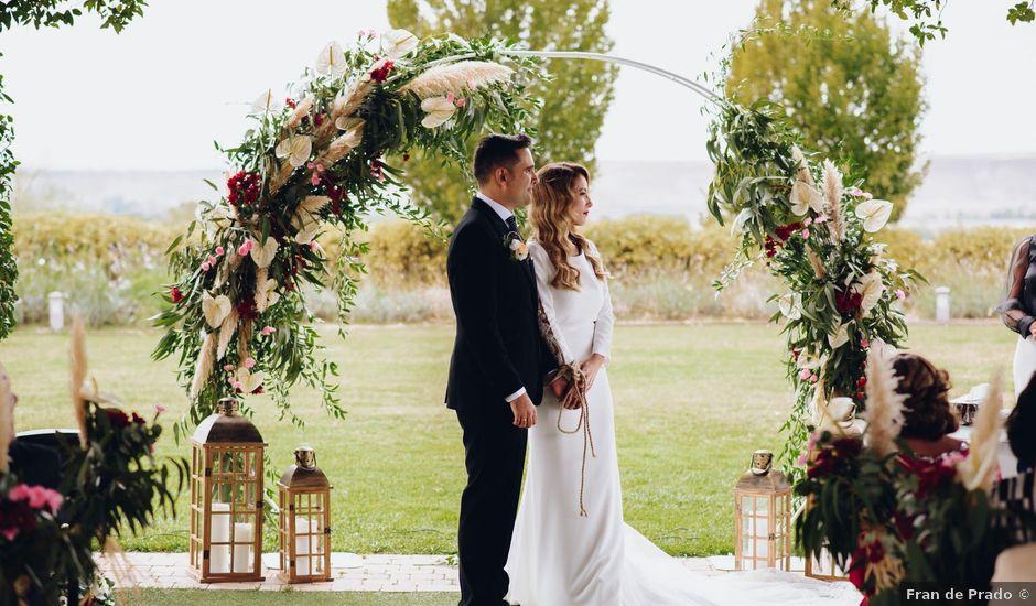 La boda de Junior y Cristina en Aranjuez, Madrid