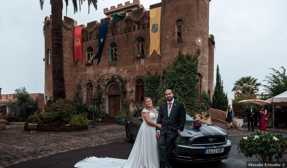 La boda de Daniel y Verónica en Los Realejos, Santa Cruz de Tenerife