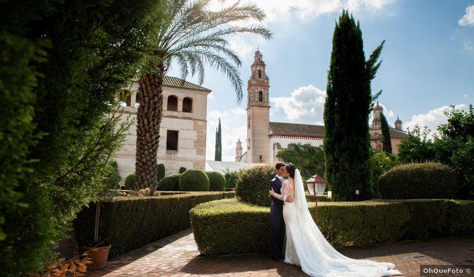 La boda de Ana Belén y Roberto en Palma Del Rio, Córdoba
