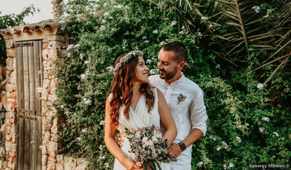 La boda de Lluís y Elena en Campos, Islas Baleares