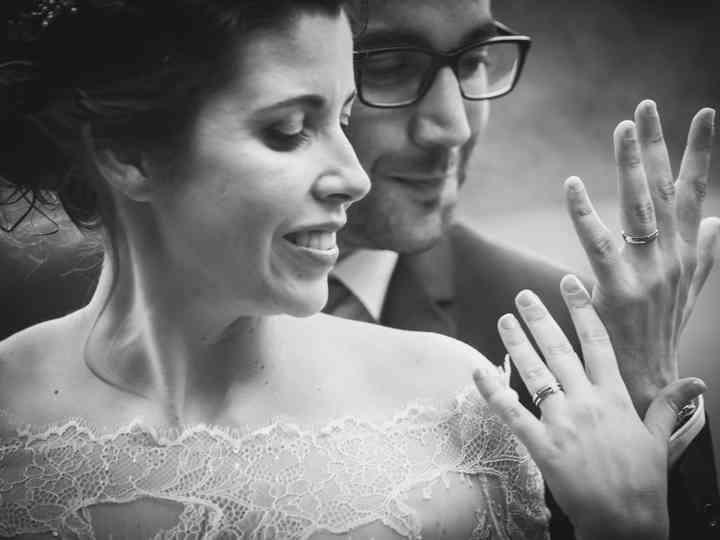 La boda de Anna y Ruben