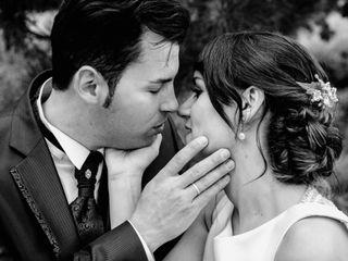 La boda de Almudena y Alfonso