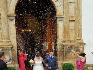La boda de Carolina  y Gerard 2
