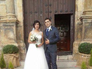La boda de Carolina  y Gerard 3