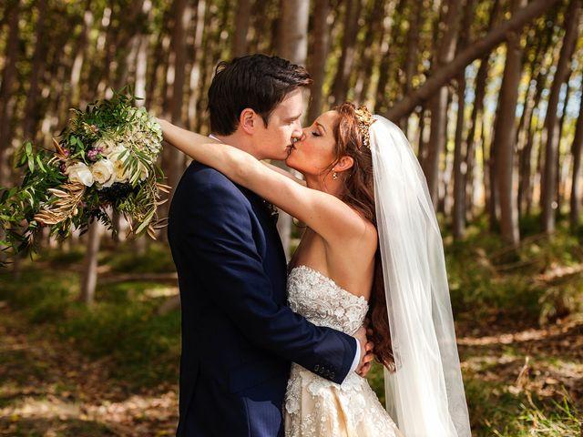 La boda de Marianna y Brian