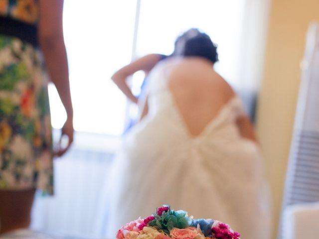 La boda de David y Sonia en Castejon, Navarra 5