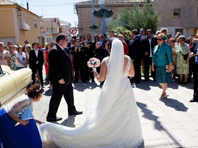 La boda de David y Sonia en Castejon, Navarra 2