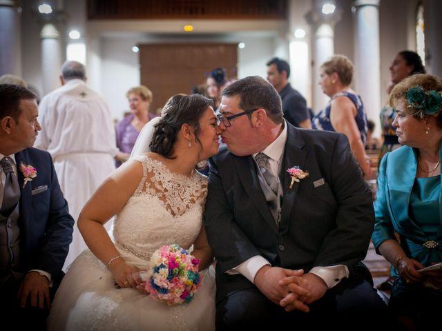 La boda de David y Sonia en Castejon, Navarra 10