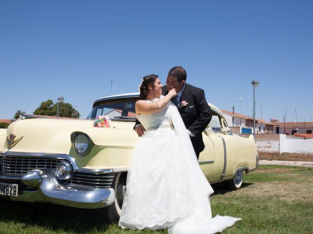 La boda de David y Sonia en Castejon, Navarra 11