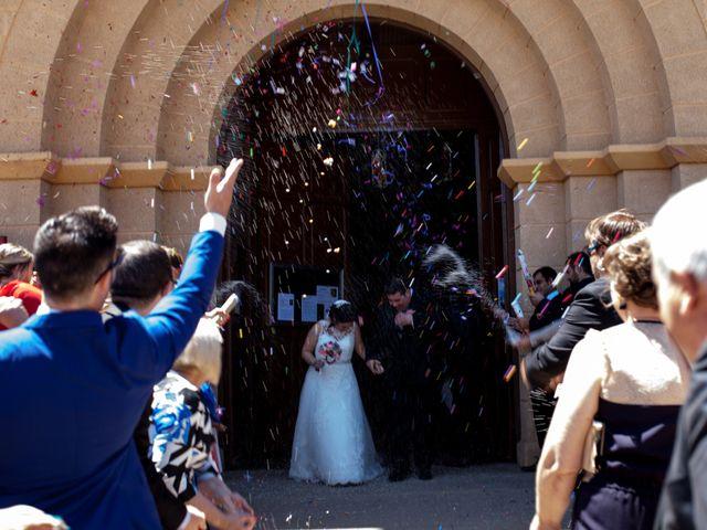 La boda de David y Sonia en Castejon, Navarra 12
