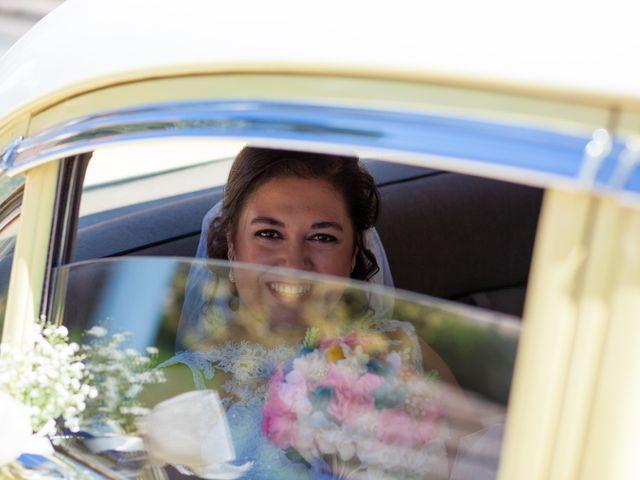 La boda de David y Sonia en Castejon, Navarra 14