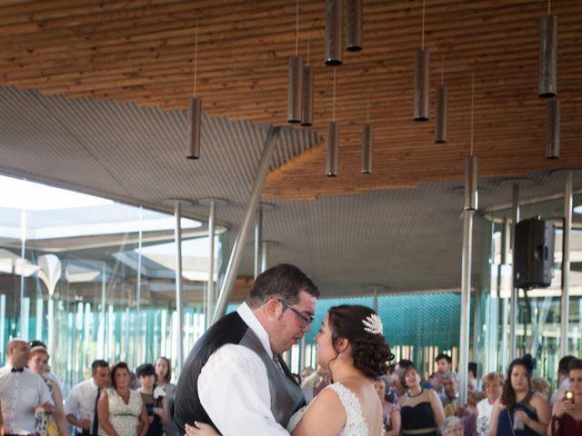 La boda de David y Sonia en Castejon, Navarra 16