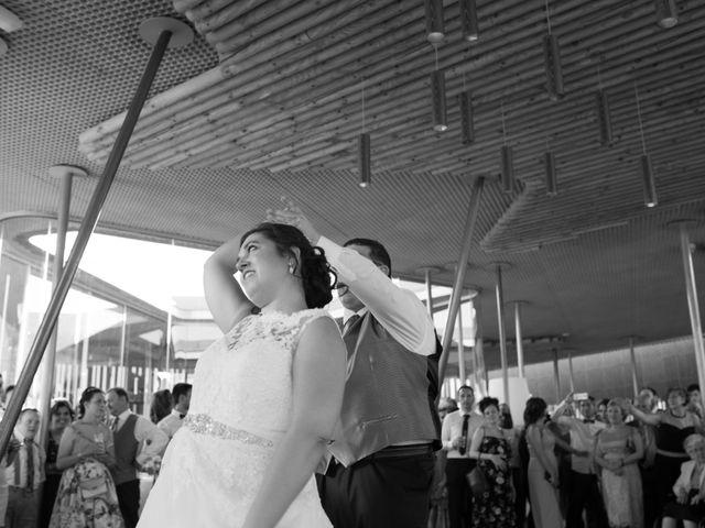 La boda de David y Sonia en Castejon, Navarra 17
