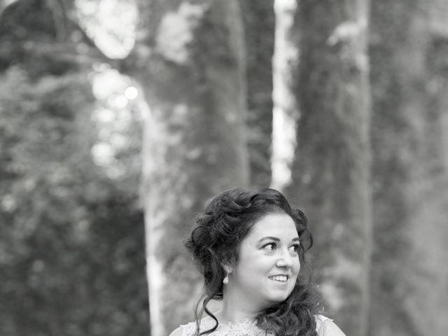La boda de David y Sonia en Castejon, Navarra 20