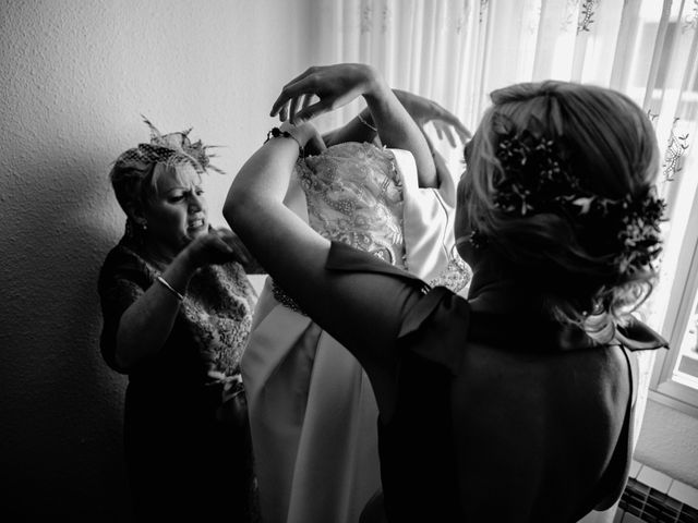 La boda de Alfonso y Almudena en Laguardia, Álava 13