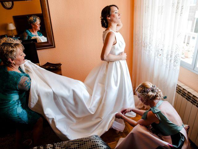 La boda de Alfonso y Almudena en Laguardia, Álava 14