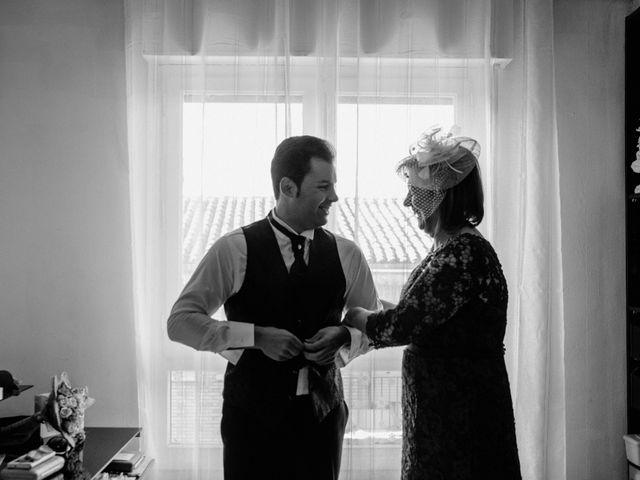 La boda de Alfonso y Almudena en Laguardia, Álava 23