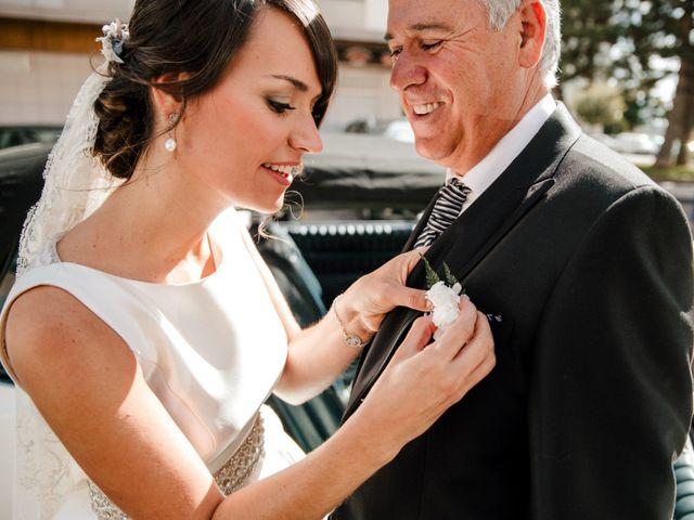 La boda de Alfonso y Almudena en Laguardia, Álava 32
