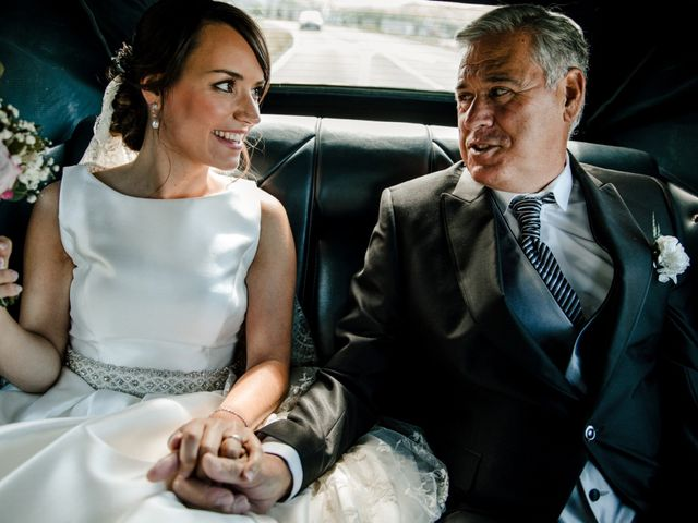La boda de Alfonso y Almudena en Laguardia, Álava 34