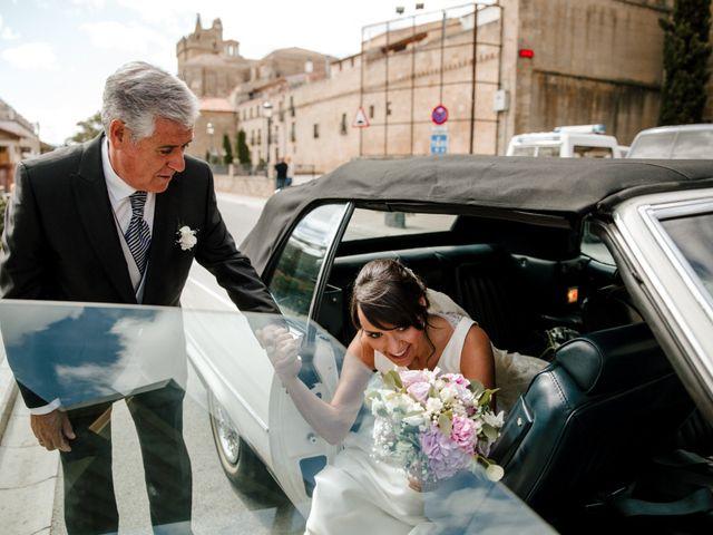 La boda de Alfonso y Almudena en Laguardia, Álava 35