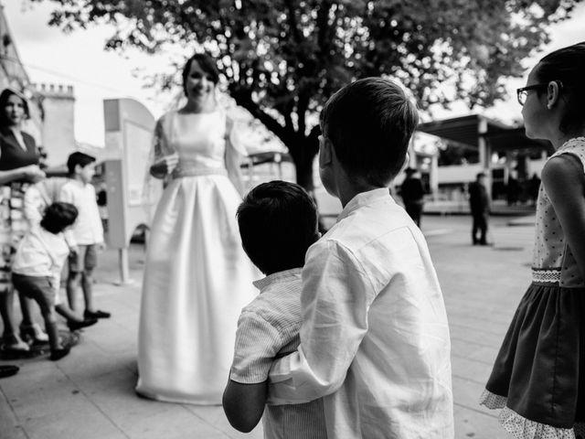 La boda de Alfonso y Almudena en Laguardia, Álava 37