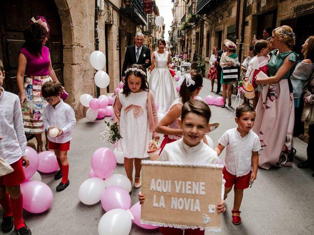 La boda de Alfonso y Almudena en Laguardia, Álava 39