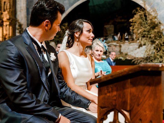 La boda de Alfonso y Almudena en Laguardia, Álava 42
