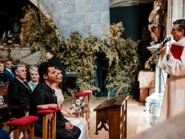 La boda de Alfonso y Almudena en Laguardia, Álava 45