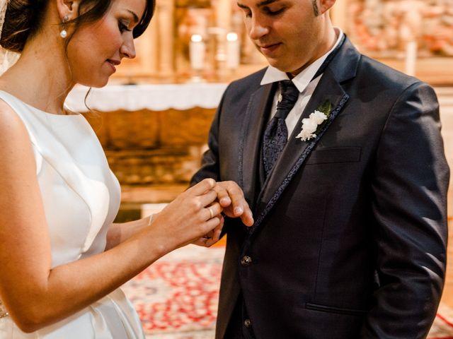 La boda de Alfonso y Almudena en Laguardia, Álava 46