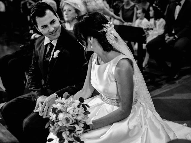 La boda de Alfonso y Almudena en Laguardia, Álava 49