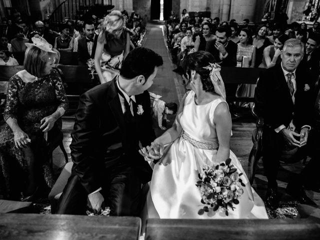 La boda de Alfonso y Almudena en Laguardia, Álava 50
