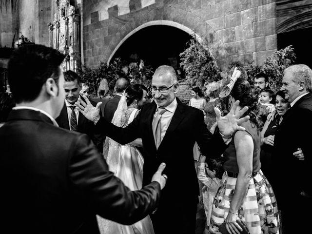 La boda de Alfonso y Almudena en Laguardia, Álava 52