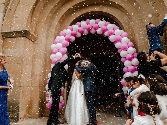 La boda de Alfonso y Almudena en Laguardia, Álava 55