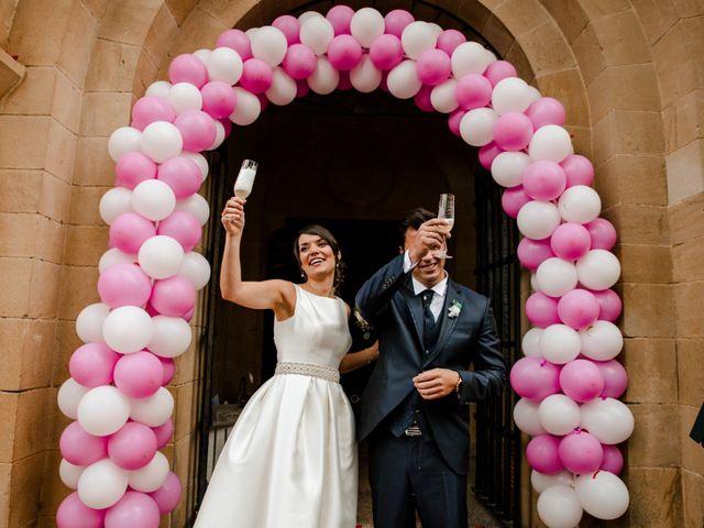 La boda de Alfonso y Almudena en Laguardia, Álava 56