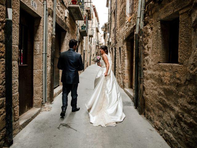 La boda de Alfonso y Almudena en Laguardia, Álava 58