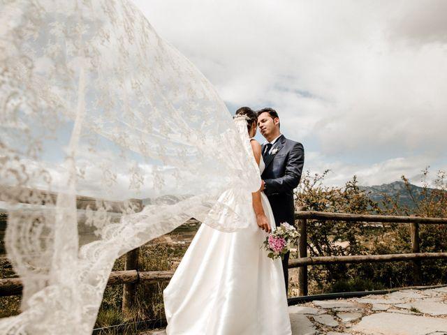 La boda de Alfonso y Almudena en Laguardia, Álava 60