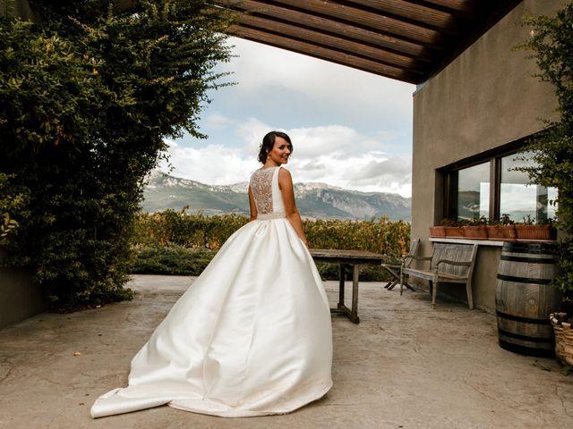 La boda de Alfonso y Almudena en Laguardia, Álava 63