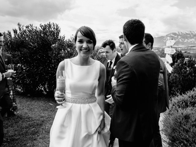 La boda de Alfonso y Almudena en Laguardia, Álava 67