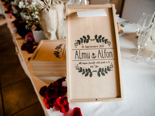 La boda de Alfonso y Almudena en Laguardia, Álava 70