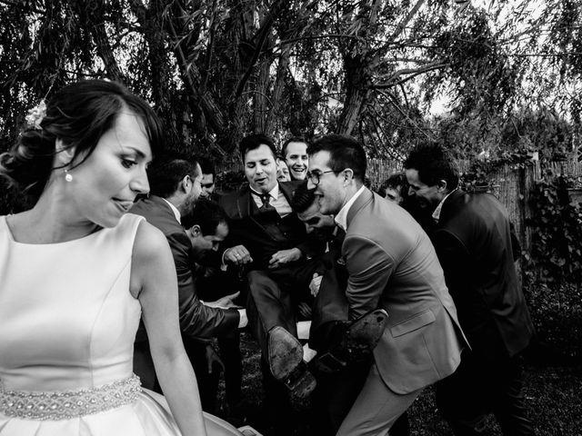 La boda de Alfonso y Almudena en Laguardia, Álava 74