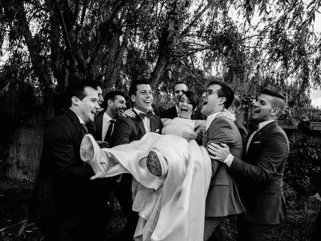 La boda de Alfonso y Almudena en Laguardia, Álava 76