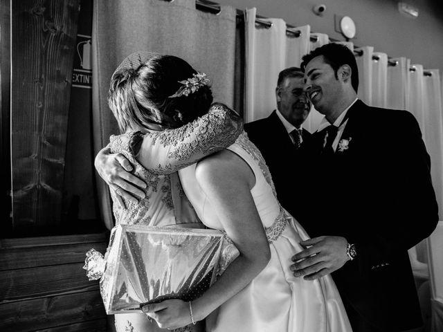 La boda de Alfonso y Almudena en Laguardia, Álava 78
