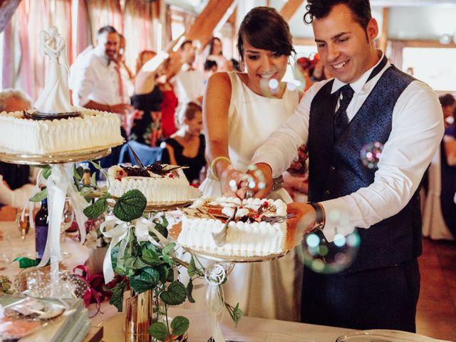 La boda de Alfonso y Almudena en Laguardia, Álava 83