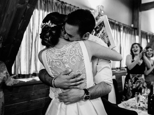 La boda de Alfonso y Almudena en Laguardia, Álava 86