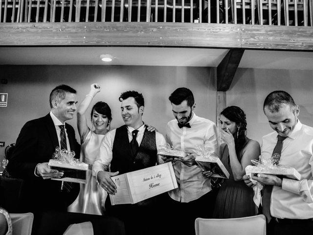 La boda de Alfonso y Almudena en Laguardia, Álava 87