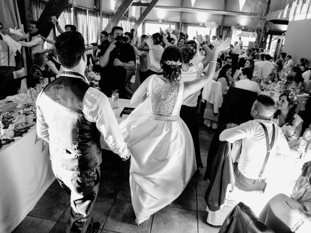 La boda de Alfonso y Almudena en Laguardia, Álava 89