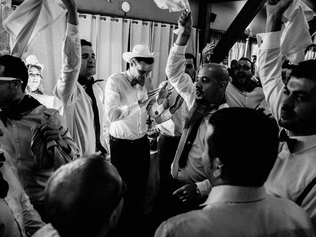 La boda de Alfonso y Almudena en Laguardia, Álava 90