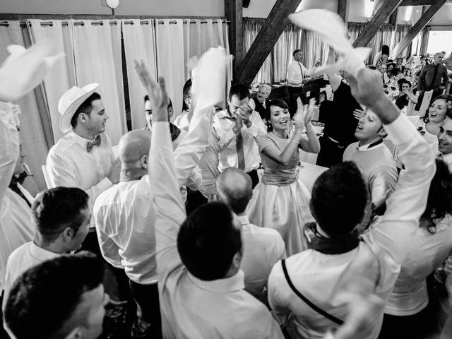 La boda de Alfonso y Almudena en Laguardia, Álava 91