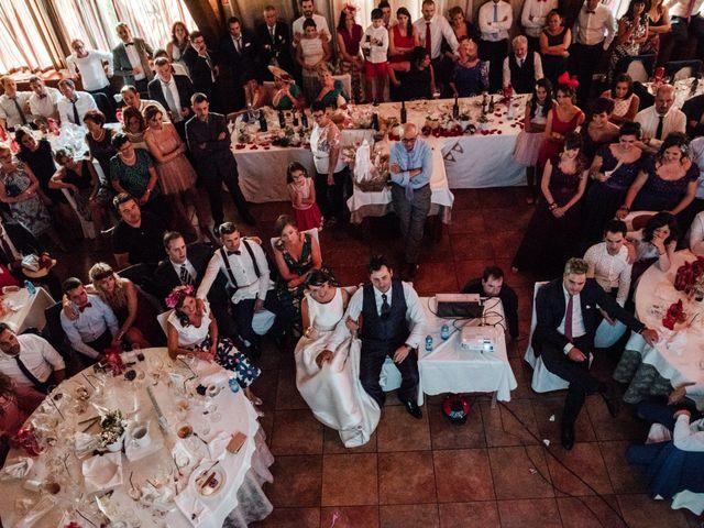 La boda de Alfonso y Almudena en Laguardia, Álava 96
