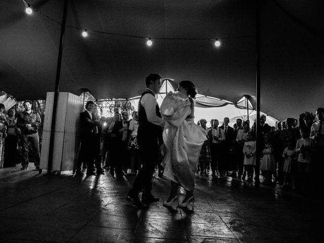 La boda de Alfonso y Almudena en Laguardia, Álava 98